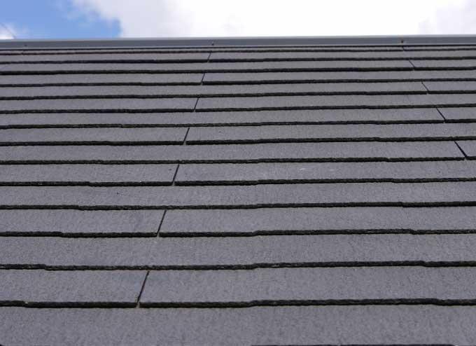 ラップ工法でスレート屋根を安全に改修